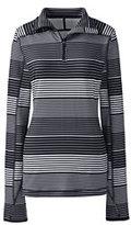 Classic Women's Active Half-zip Pullover-Vibrant Concord