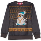 JEM Snowman Pullover, Big Boys (8-20)