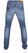 BOSS GREEN C Delaware Slim Fit Jeans Blue
