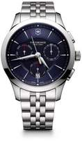 Victorinox Stainless Steel Chronograph Bracelet Watch