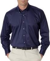 Van Heusen Mens Long-Sleeve Dress Twill (V0521)