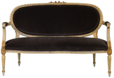 Vintage Gilt Sofa