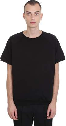 Maison Margiela T-shirt In Black Cotton