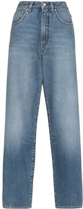 Totême High-Rise Wide-Leg Jeans