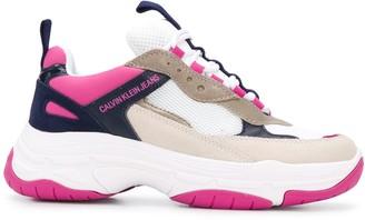 Calvin Klein Jeans Maya chunky heel sneakers