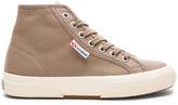 Superga 2095 Cotu High Top Sneaker