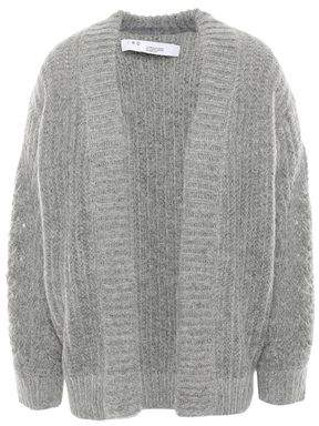 IRO Beatnik Melange Knitted Cardigan
