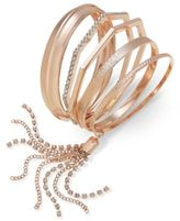 Thalia Sodi Geometric Bangle Bracelet Set, Only at Macy's