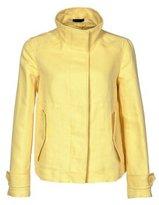Summer jacket yellow