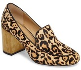Splendid Women's Rosita Iii Genuine Calf Hair Loafer Pump