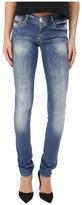 Philipp Plein Ripped Denim Women's Jeans