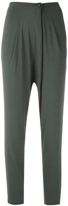 Uma | Raquel Davidowicz Adams drape trousers