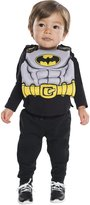 Rubie's Costume Co Rubie's Costume Baby Dc Comics Batman Bib with Removable Cape