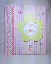 Publications Intl. Keepsake Memory Book of Baby's First 5 Years