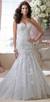 David Tutera for Mon Cheri Bridal Beryl