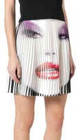 Jeremy Scott Women's Multicolor Polyester Skirt.