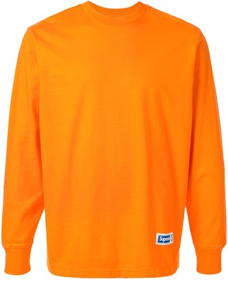 Supreme Athletic Label Long Sleeve Top