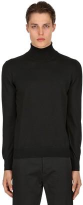 Tagliatore Wool Knit Sweater