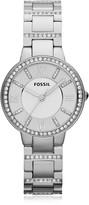 Fossil Virginia Stainless Steel Women's Watch