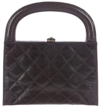 Chanel Lizard Kelly Bag