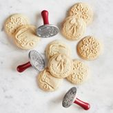 Nordicware Christmas Cookie Stamps, Set of 3