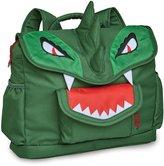 Bixbee Boy's Green Animal Kids Backpack