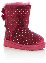 UGG Girls' Bailey Bow Starlight Boots - Walker