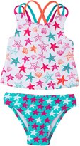 Hatley Sporty Tankini Set-Starfish-5