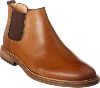Warfield & Grand Altamont Leather Boot