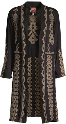 Johnny Was Tracy Knit Duster Cardigan