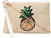 Pineapple Wristlet