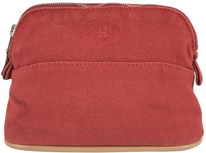 Hermes Bolide clutch bag