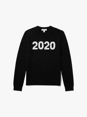 Michael Kors 2020 Wool-and-Cashmere Sweater
