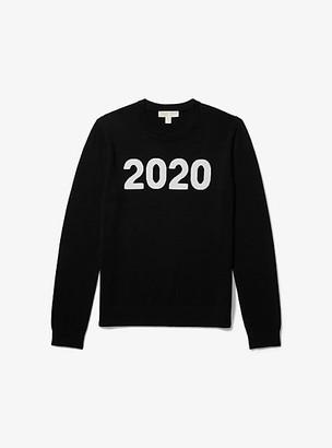 MICHAEL Michael Kors MK 2020 Wool-and-Cashmere Sweater - Black - Michael Kors