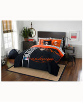 Northwest Company San Francisco Giants 7-Piece Full Bed Set