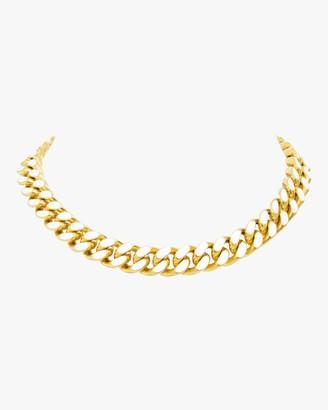 Fallon Enamel Chain Necklace