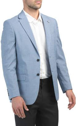 Briele Checkered Sport Coat