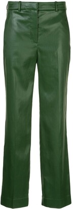 3.1 Phillip Lim Straight-Leg Mid-Rise Trousers