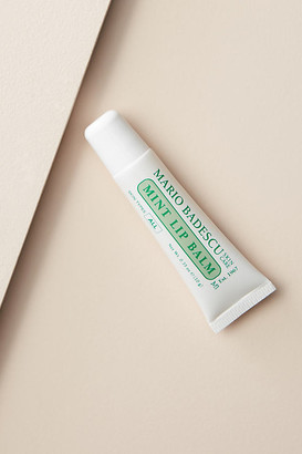 Mario Badescu Mint Lip Balm By in White