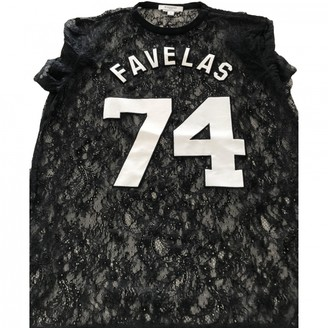 Givenchy Black Lace Tops