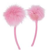 Accessorize Pom Pom Ears Alice Hair Band