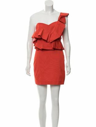 Mestiza New York Ruffle Mini Dress w/ Tags