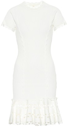 Jonathan Simkhai Knitted minidress