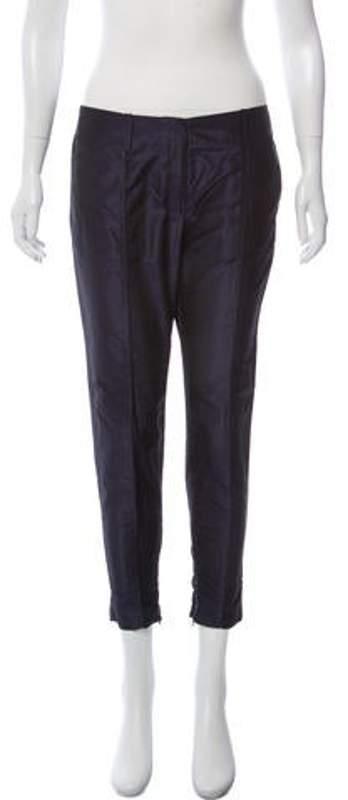 Ji Oh Mid-Rise Skinny Pants Mid-Rise Skinny Pants
