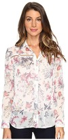 KUT from the Kloth Eve Women's Long Sleeve Button Up