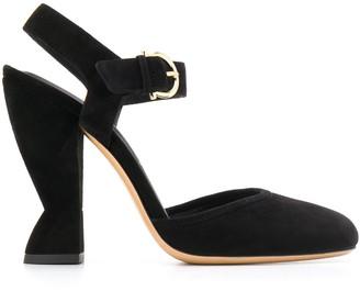 Salvatore Ferragamo Mary Jane sandals