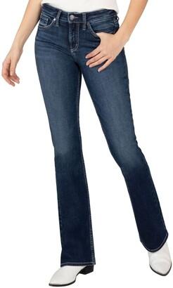 Silver Jeans Co. Women's Suki Bootcut Jeans