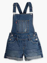 Levi's Girls 7-16 Boyfriend Shortall 10