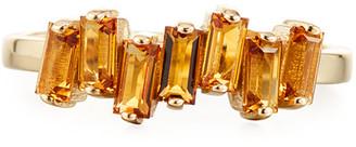 Suzanne Kalan 14k Gold Amalfi Wave Band Ring