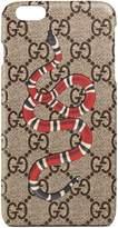 Gucci Kingsnake print iPhone 6 Plus case